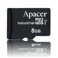 Apacer MicroSD 8 GB – Industrial