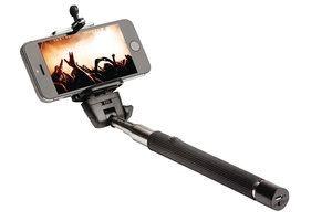 König Selfie Stick met Bluetooth Afstandbediening 93 mm