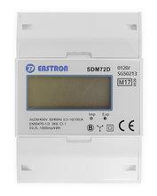 Eastron SDM72D, 3 Fase kWh meter met puls uitgang (MID gekeurd)