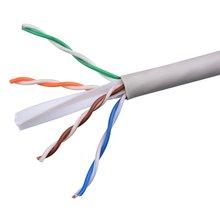 Cat 6 UTP Netwerkkabel 4pr 23 AWG Per Meter