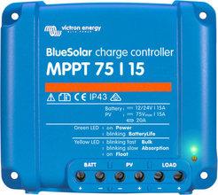 Victron BlueSolar MPPT 75/15 Laadregelaar