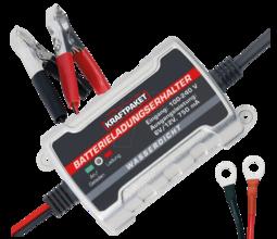 Acculader/Druppellader 6/12V, 750mA