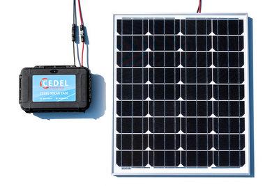 Cedel Solar Case overzicht
